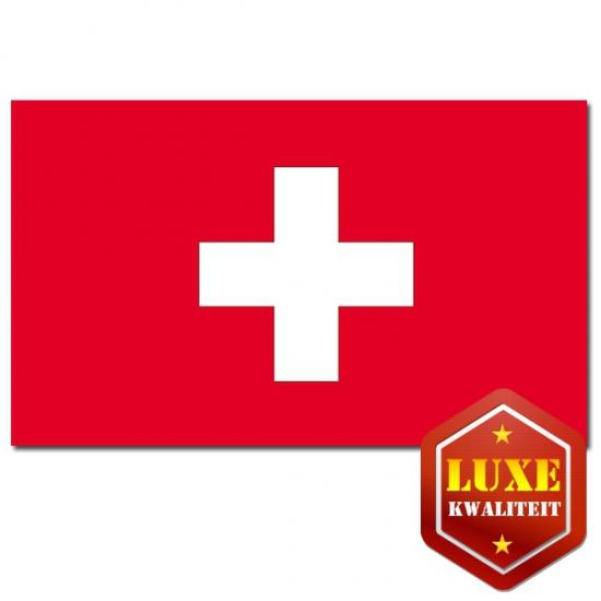 Mega vlag Zwitserland