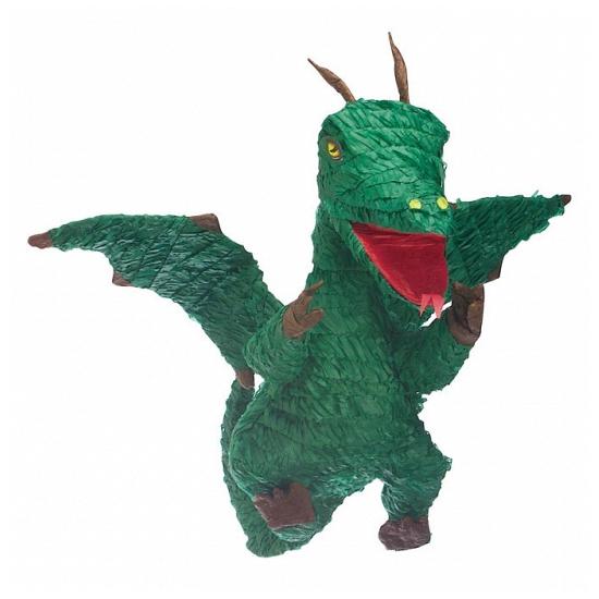Speelgoed pinata draak 56 cm