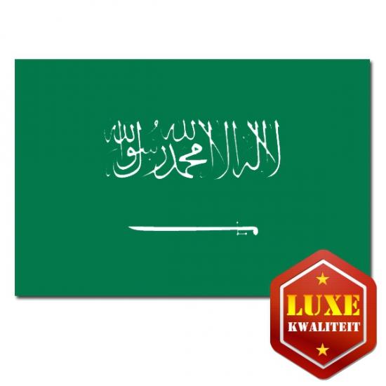 Vlaggen van Saoedi Arabi? 100x150cm