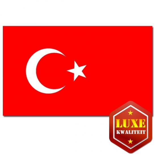 Vlaggen van Turkije 100x150 cm