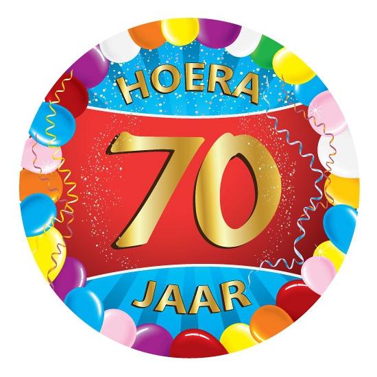 70 Jaar Verjaardag Party Viltjes Oktoberfest Bierviltjes